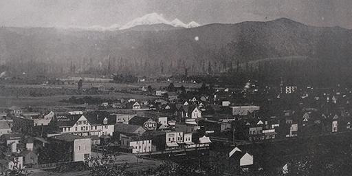 Sumas, early 1900s
